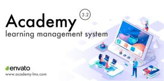 Academy Learning Management System Nulled Script Free Download