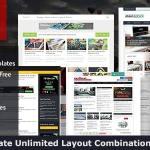 Masala - Responsive New Blog, Magazine Blogger Template Free Download