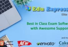 EduEx Online Exam Software Elite Script Download