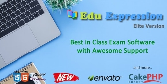 EduEx Online Exam Software Elite Script Download