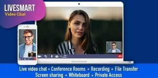 LiveSmart Video Chat Nulled Script