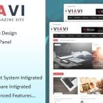 Viavi News, Magazine, Blog Script Free Download