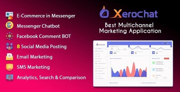 XeroChat Best Multichannel Marketing Application Nulled Download