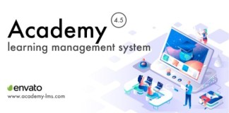 Academy Learning Management System Nulled Script