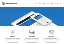 GeneratePress Theme and GP Premium Plugin Nulled