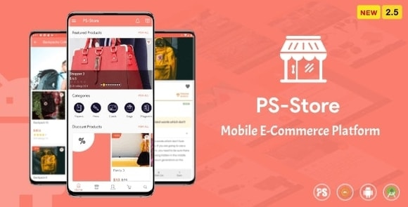 PS Store Mobile eCommerce App for Every Business Owner