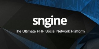 Sngine The Ultimate PHP Social Network Platform Nulled Script