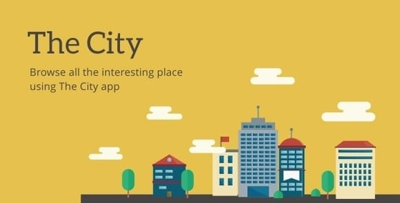 The City Place App with Backend