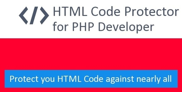 Hide my HTML - Protect Your HTML Code