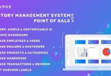 Pay POS Sales and Inventory Management System