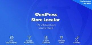 WordPress Store Locator Premium Plugin Download