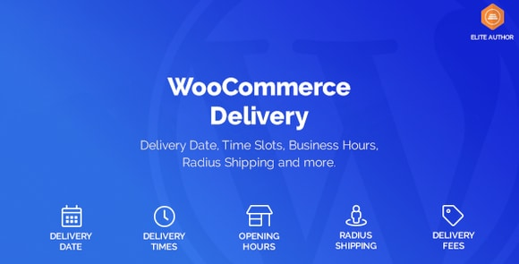 WooCommerce Delivery Date and Time Slots Plugin