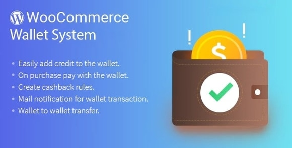 WordPress WooCommerce Wallet System Plugin Nulled Download