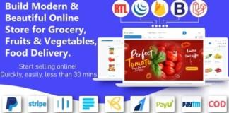eCart Web Ecommerce Store Full Website Script