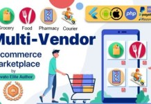 GoMarket Multi-Vendor Marketplace