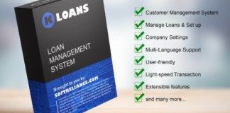 K-LoansLoan Management System Platform PHP Script