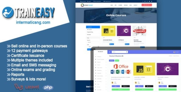 TrainEasy LMS Training and Learning Management System