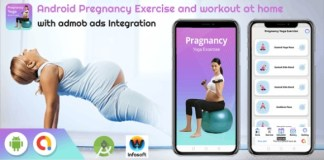 Android Pregnancy Exercise and Workout at Home Fitness App Source