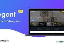 Elegant Academy LMS Theme Download