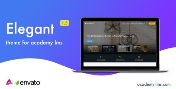 Elegant Academy LMS Theme Download