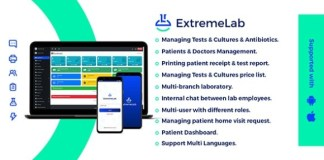 Extreme Laboratory Management System PHP Script