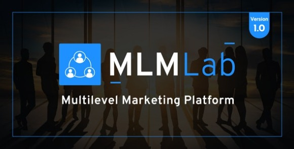 MLMLab Multilevel Marketing Platform PHP Script