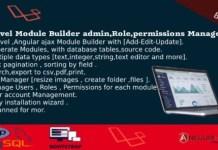 Dashboard Builder CRUD Script