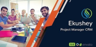 Ekushey Project Manager CRM Nulled Script