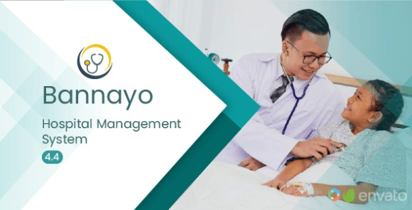 Bayanno Hospital Management System Nulled