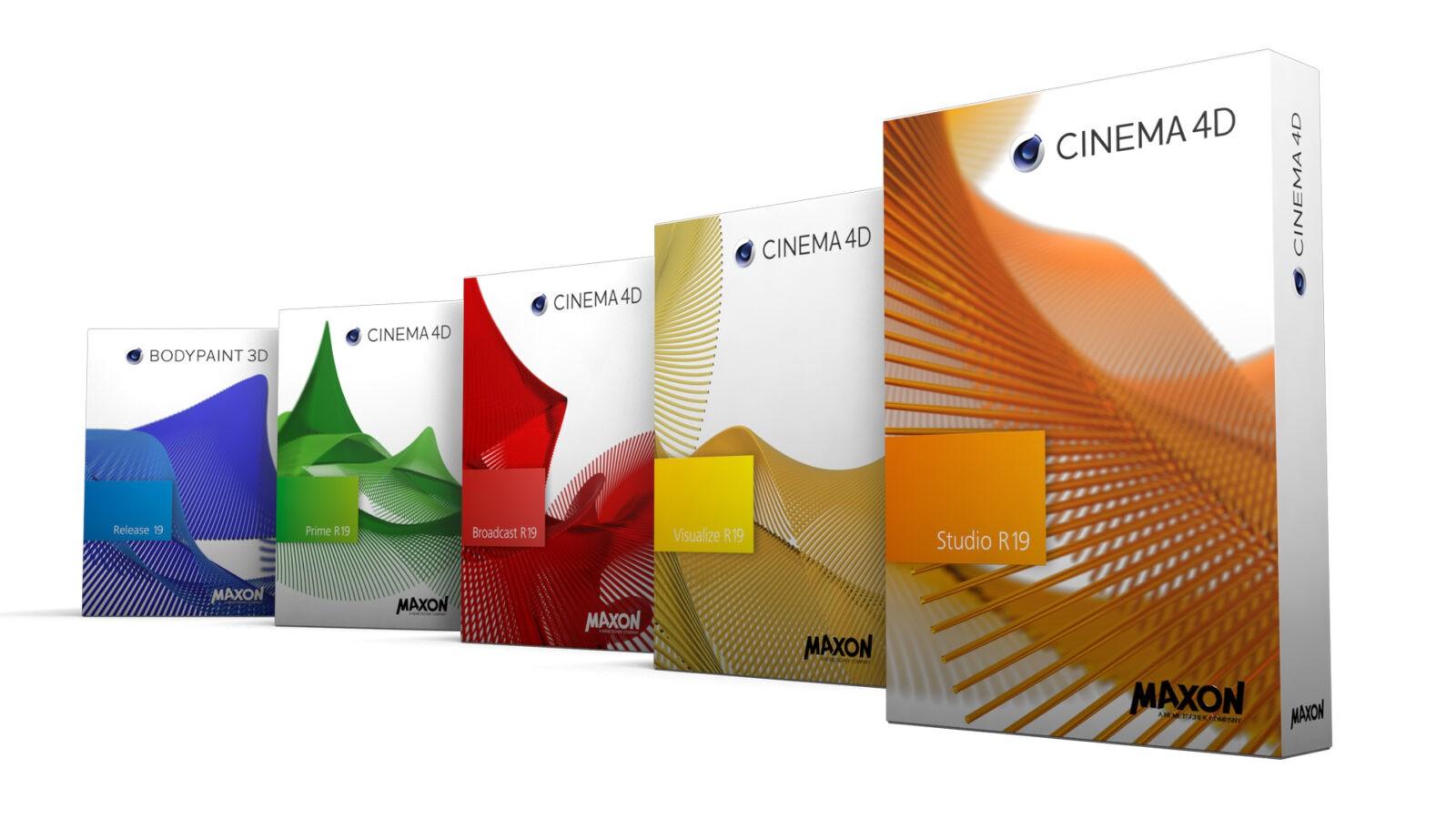Cinema 4d R19 Mac Download