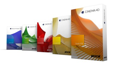 Photo of Cinema 4D R19 For Win/Mac Full