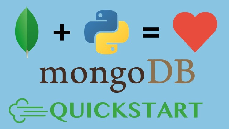 MongoDB and Python: Quick start [Udemy Free Course]