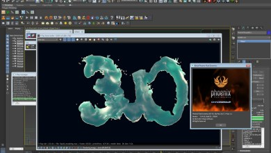Photo of Chaos Group – Phoenix FD 3.10 For 3ds Max 2014 – 2018