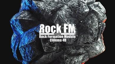 Photo of Rock FM  Rock Formation Module for Cinema4D