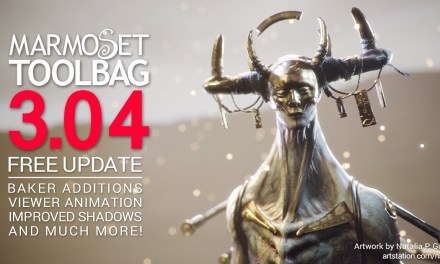 Marmoset Toolbag 3.05 Win x64