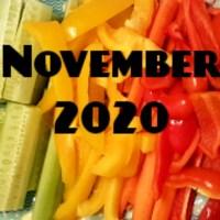 Im letzten Monat | November 2020