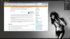 µShell Desktop 0.0.2.1 Screenshot