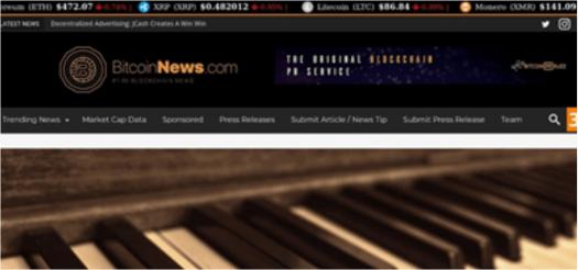 New Bitcoin News Platform BitcoinNews.com Announces Launch ...