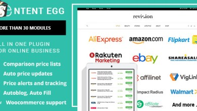 Content Egg v6.1.1 - all in one plugin for Affiliate NULLED 3