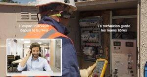 Reportage sur les lunettes connectées pour GRDF à Béziers et Montpellier. Hervé MARTINEZ, Technicien Protection Cathodique