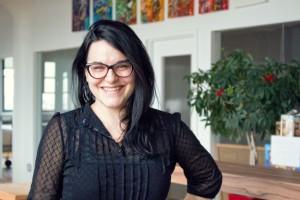 Sophie Galipeau, productrice déléguée chez Turbulent, a dirigé l'équipe de développement du site Web accompagnant la série télévisuelle «En Thérapie»