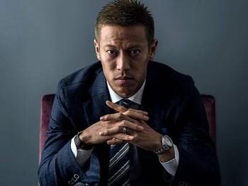 「本田圭佑 ビジネスマン」の画像検索結果
