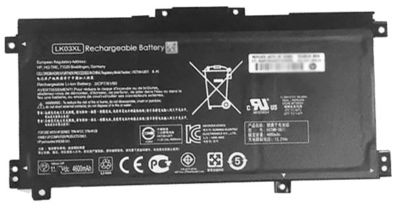 Envy X360 15 Bp104ni Hp Batteries Replacement Substitute Hp Envy X360 15 Bp104ni Laptop Battery