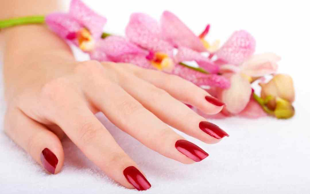 The secret to beautiful nails