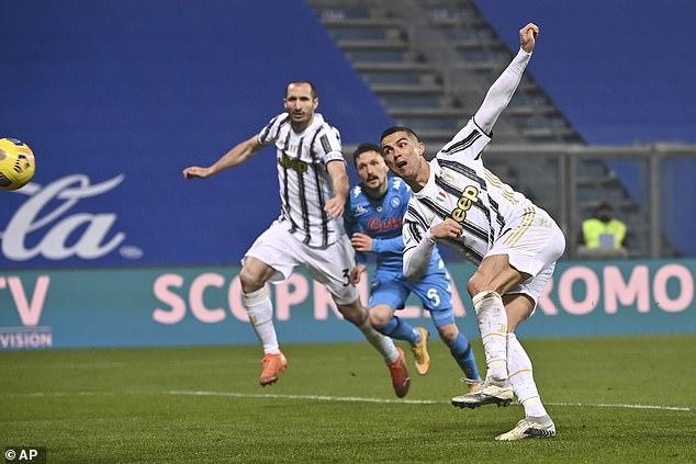 Cristiano Ronaldo devient le meilleur buteur de l'histoire