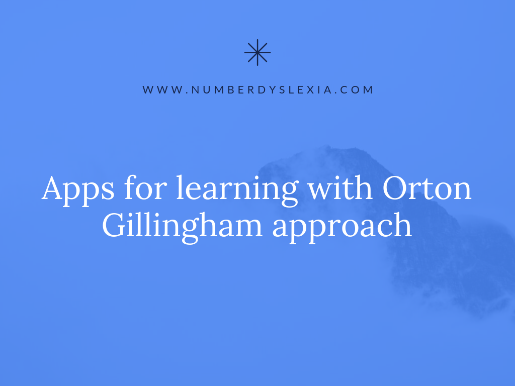 5 best apps for learning with orton gillingham approach