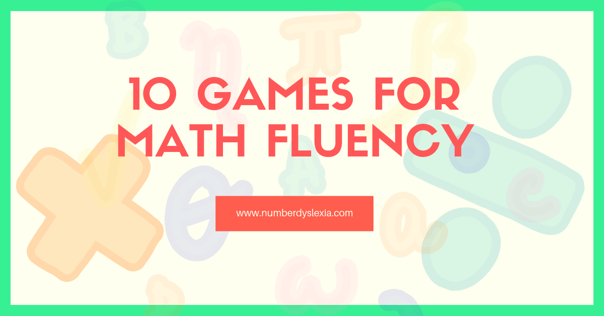 top 10 math fluency games