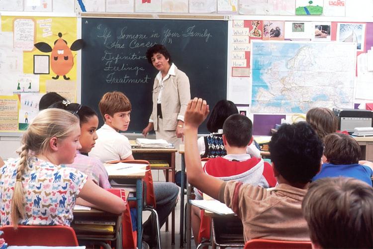 dyslexia friendly school classroom