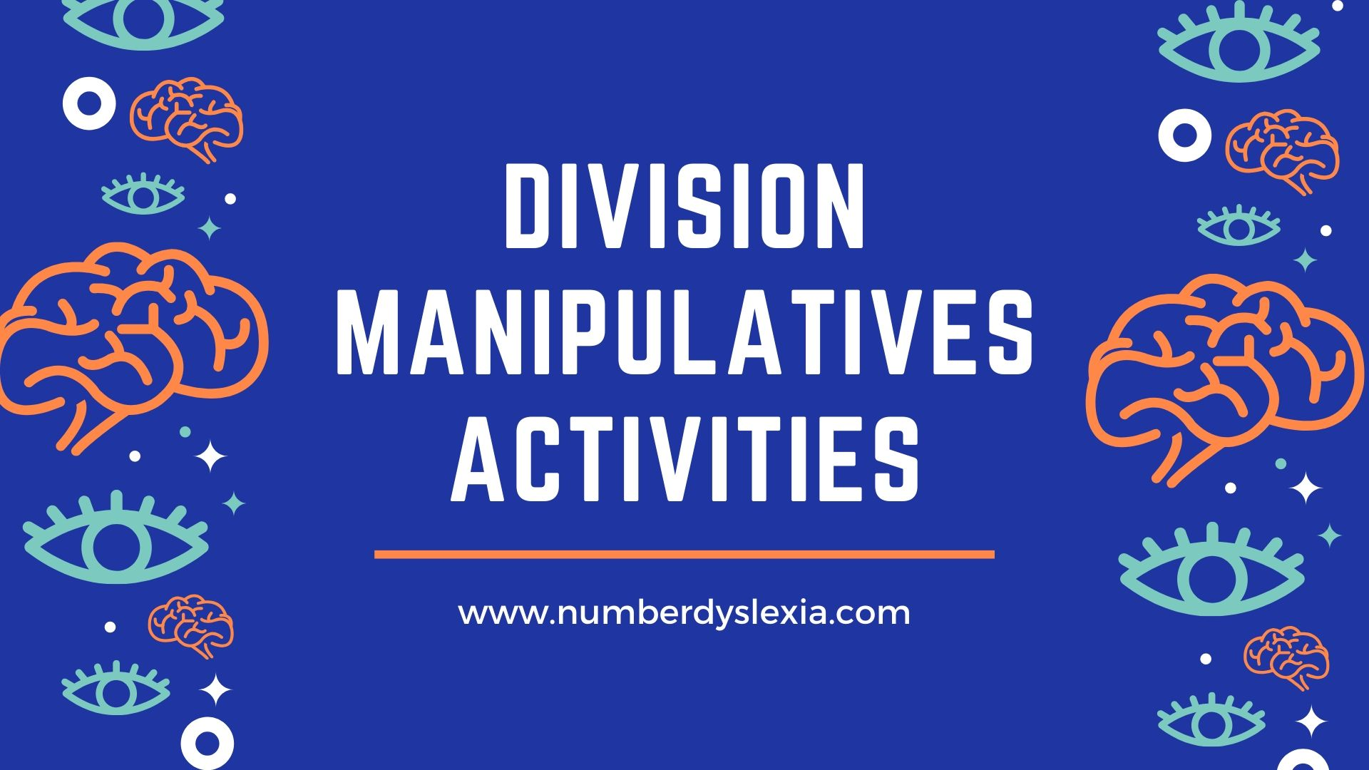 list of 5 division manipulative activities