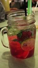 Strawberry Mint